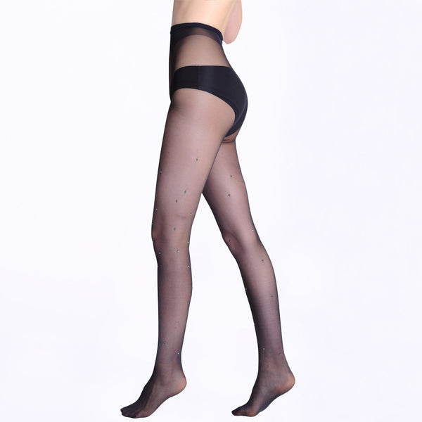 Sparkle Luxury Sheer Tights - ceduire