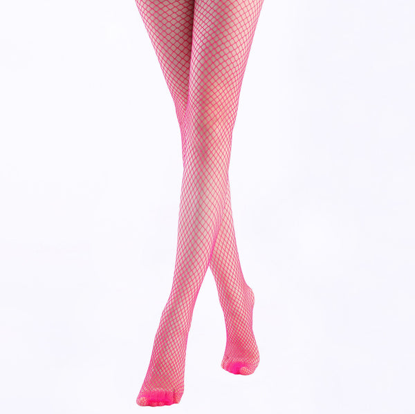 Small Fishnet Tights - ceduire