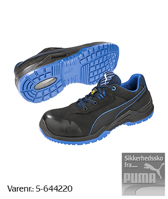 Argon Blue Low - Puma
