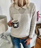 Cosy sweater claudine 3037