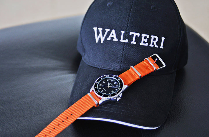 LIMITED OFFER - FREE WALTERI CAP