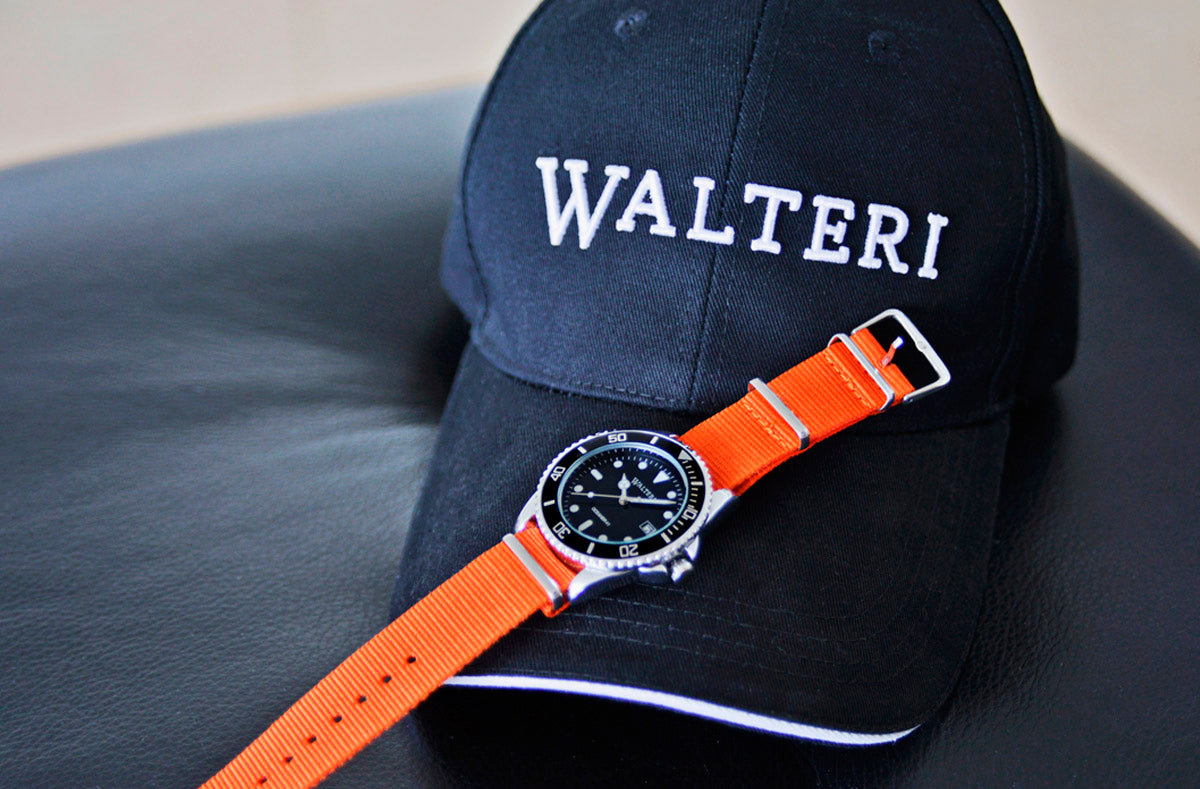 Walteri Exclusive Offer, Get A Free Extra Strap