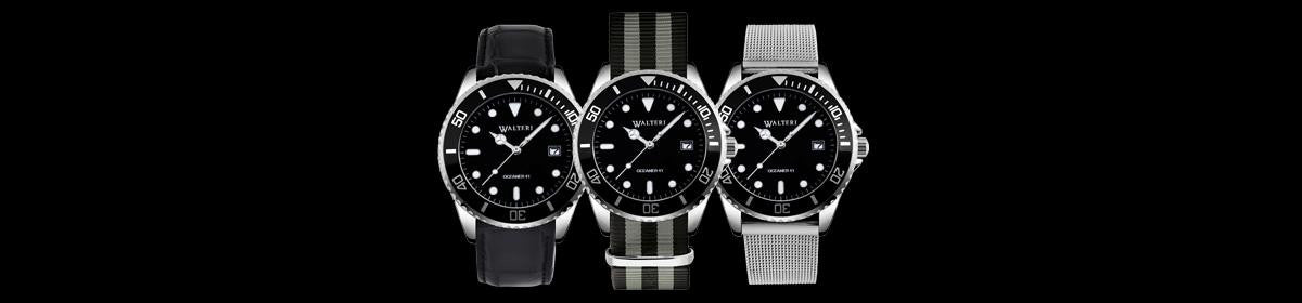 Walteri Ocnear 41 Watches