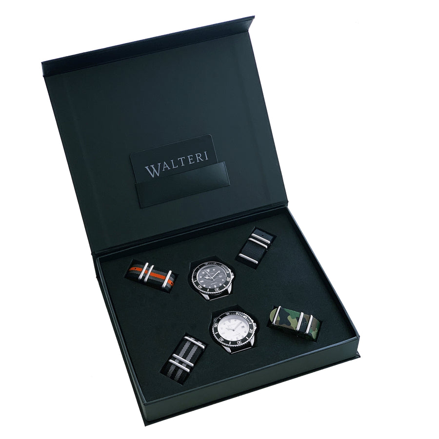 London Gift Set WATCH - WALTERI