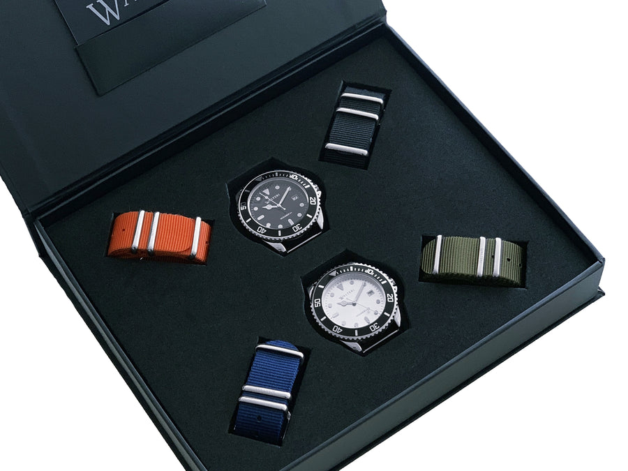 New York Gift Set WATCH - WALTERI