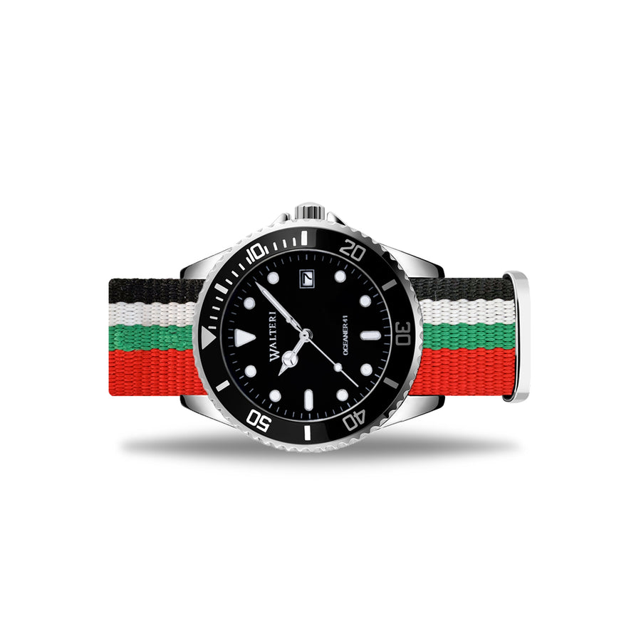 OCEANER 41 -  NATO / UAE WATCH - WALTERI