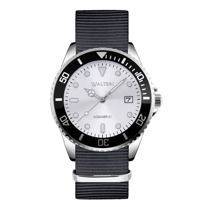 OCEANER 41 -  NATO / GREY WATCH - WALTERI