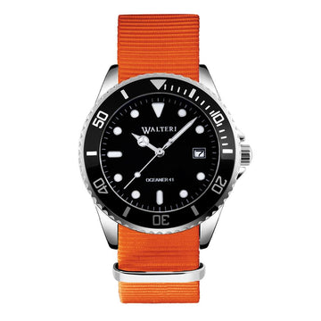 OCEANER 41 - NATO / ORANGE WATCH - WALTERI