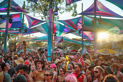 Guest Blog: Social researcher Marty Bortz explores how festivals really can be 'transformational'