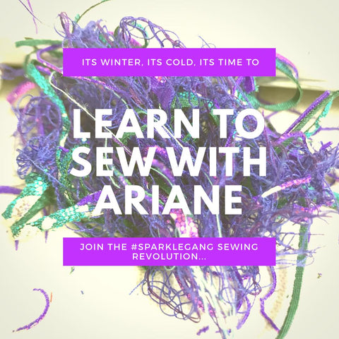 Learn to Sew with Ariane Bingham