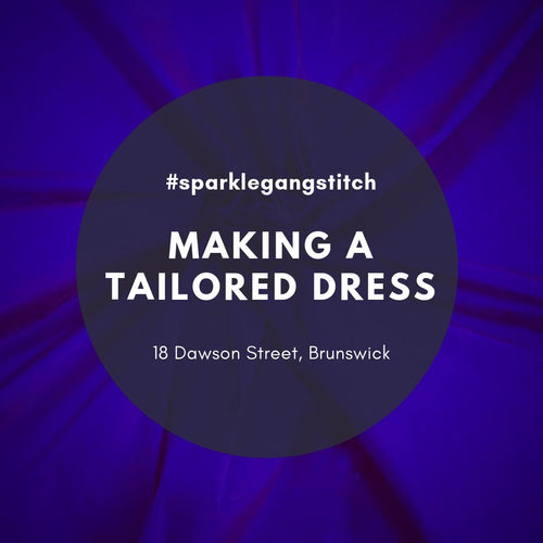 Making a Tailored Dress
