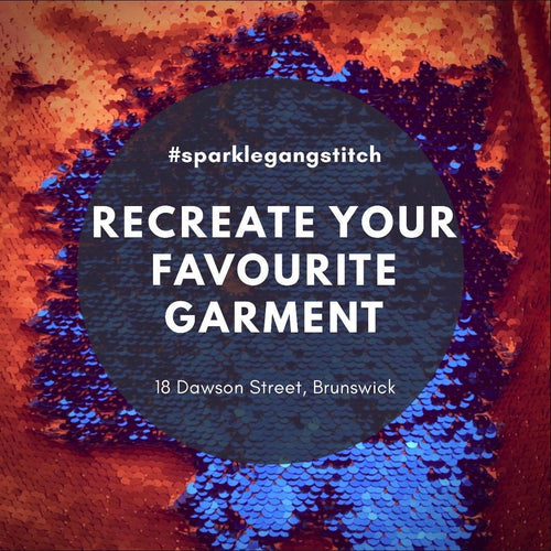Recreate your favourite Garment