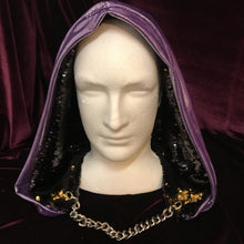 Custom  -  Mad Dame Reversible Hood