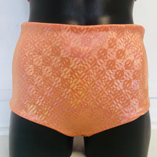 S - Jaimee Reversible Shorts in Mandarin and Blue