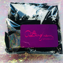 Recycle, Reuse and Sparkle - Sparkle Off Cuts Bags