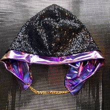 All The Sparkles Reversible Mad Dame Hood