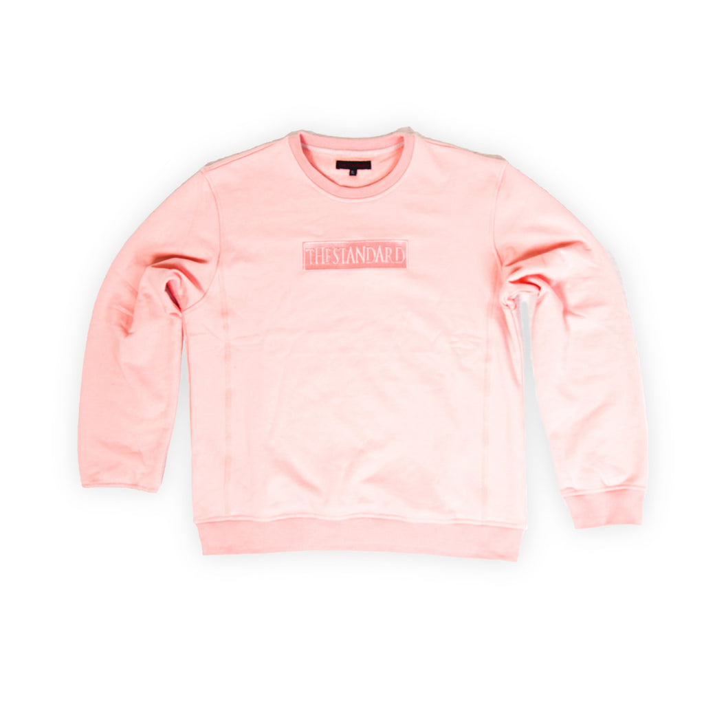 Embroidered Crewneck