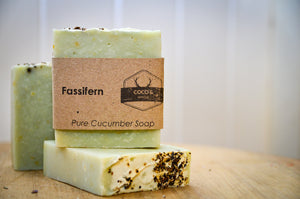 Fassifern Soap Bar