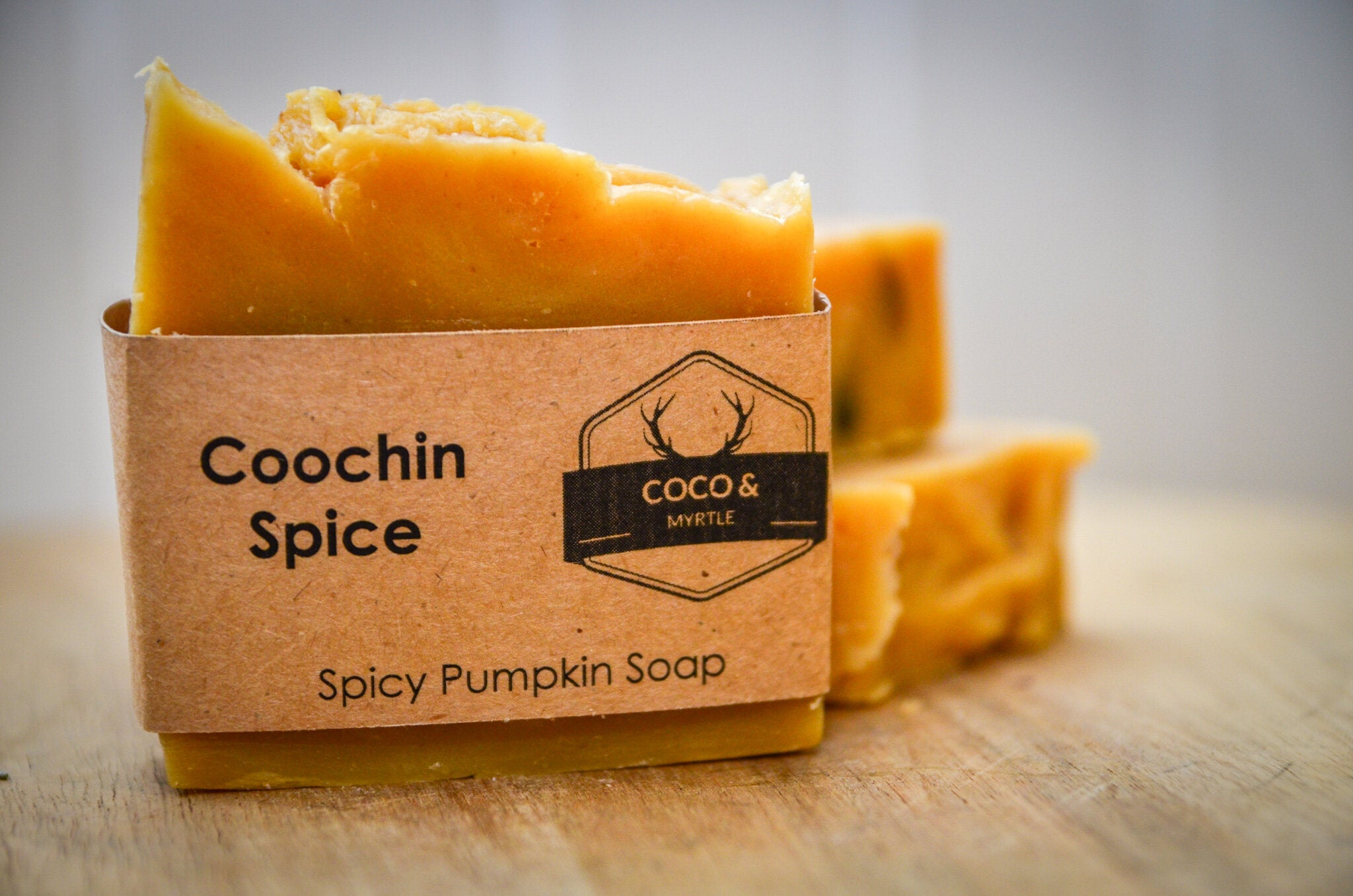 Coochin Spice Soap Bar