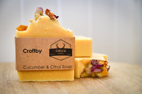 Croftby Soap Bar