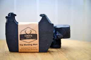 The Working Man Shaving Bar