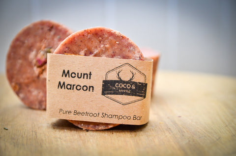 Mt Maroon Shampoo Bar