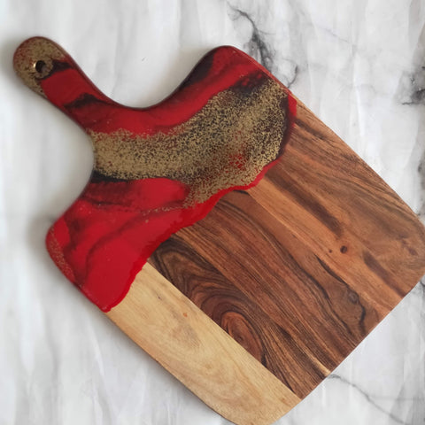 Limited Edition Christmas Cheese Boards