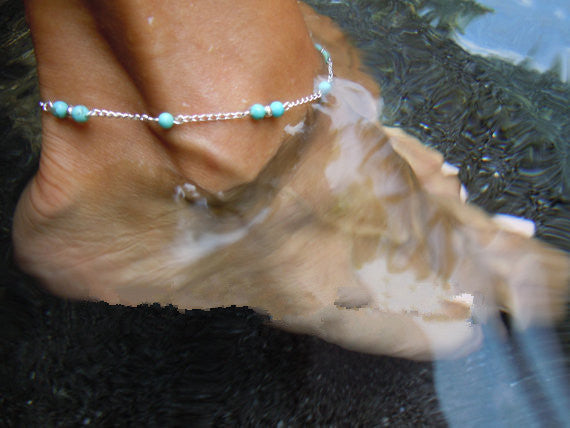 Personality Bead Anklet