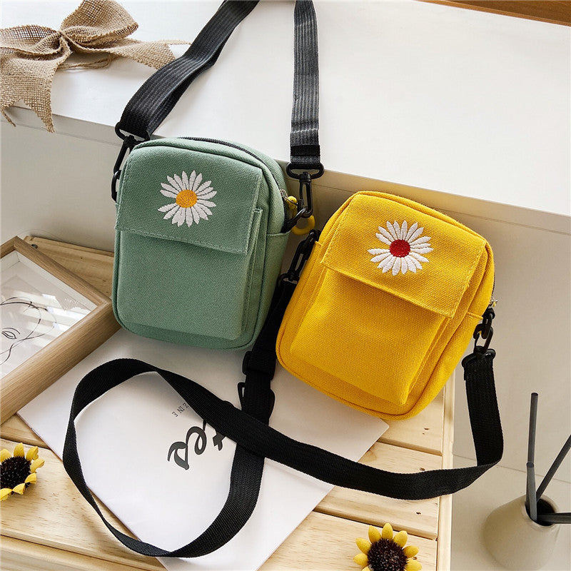 Daisy Mini Handbag Mobile Phone Bag