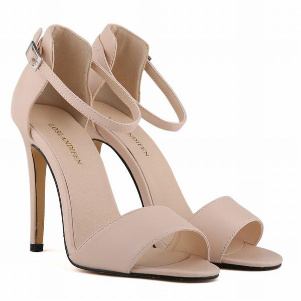 Hot Style Sexy Peep-Toe Matte Sandals