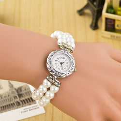 Hot Style Pearl Beads Watch
