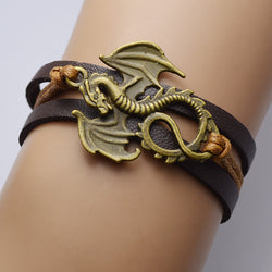 Personality Multilayers Dragon Bracelet