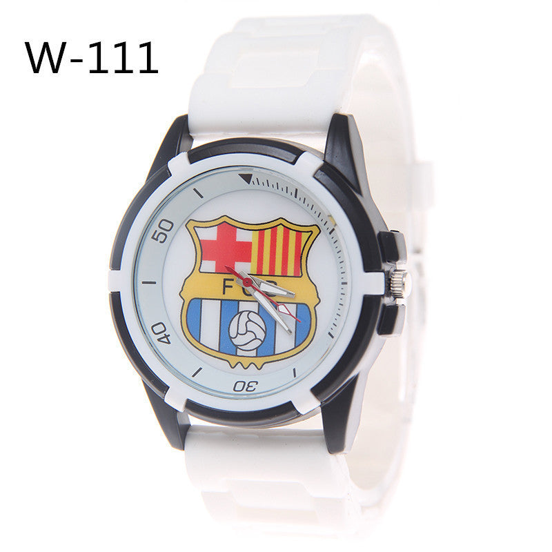 Football Team Fashion Quartz Watch