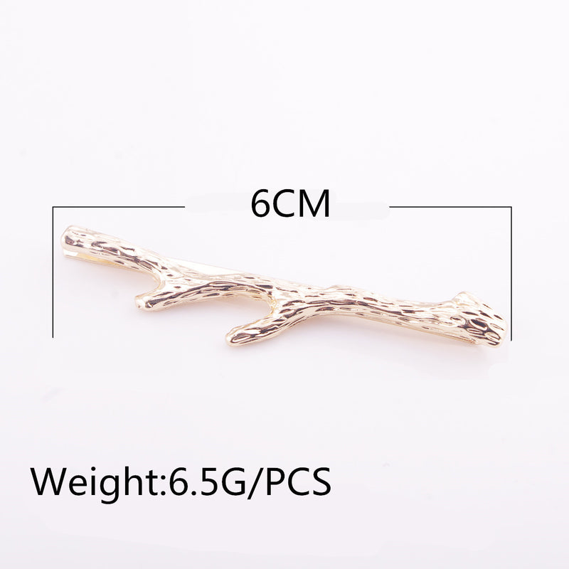 Fashion Lady's Metal Branch Hairpin