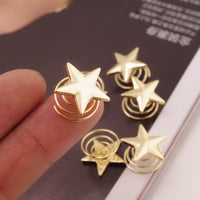 Beautiful Star Spring Women's Joker Hair Clips