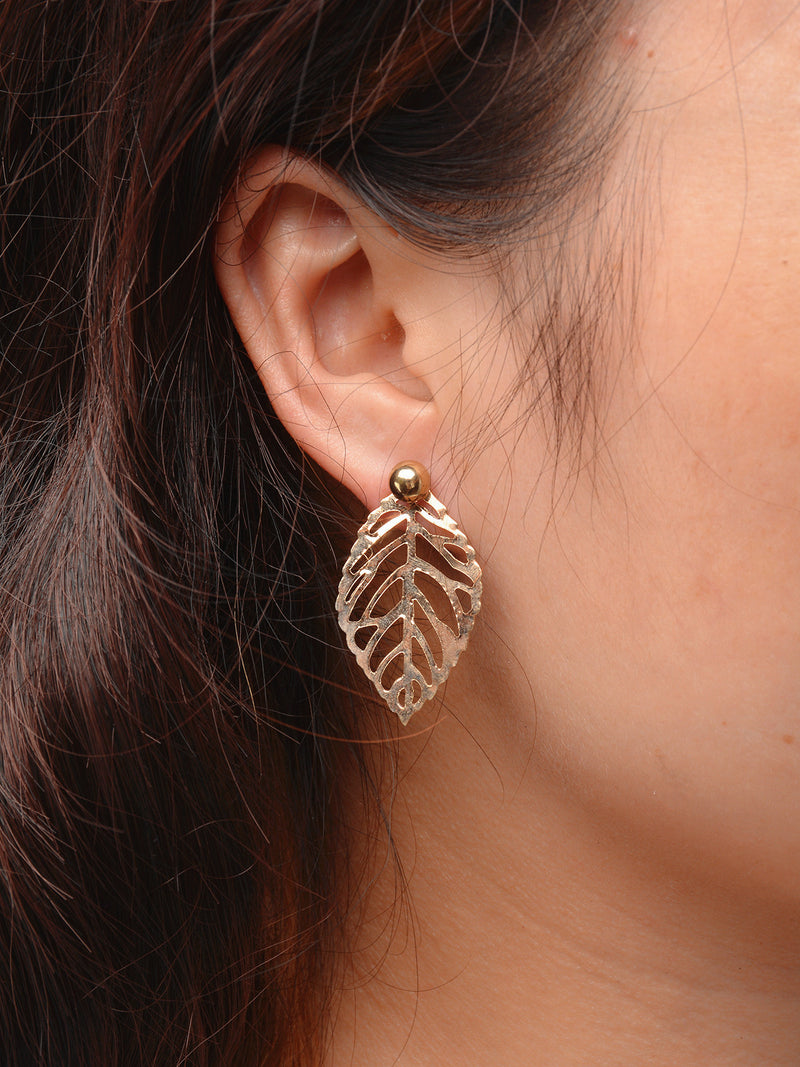 Fashion Leaf Women's Earrings