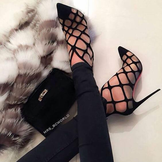 Black Gladiators  Strap Closed Toe Sandals