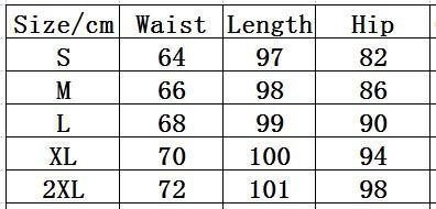 Casual Low Waist Elastic Gradient Wide Leg Pants