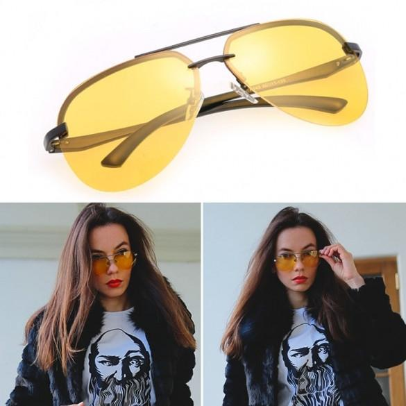 Unisex Fashion Driving Glasses Polarized Outdoor Sports Sunglasses Eyewear Sun Glasses