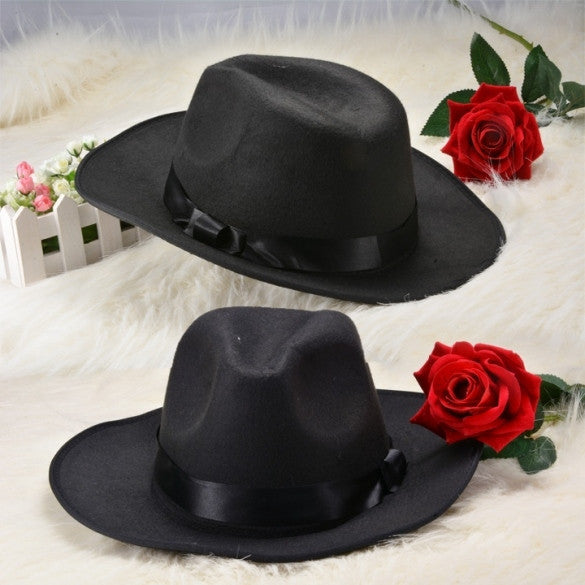 New Unisex Vintage Style Blower Jazz Hat Trilby Cap Fedora Style Hats