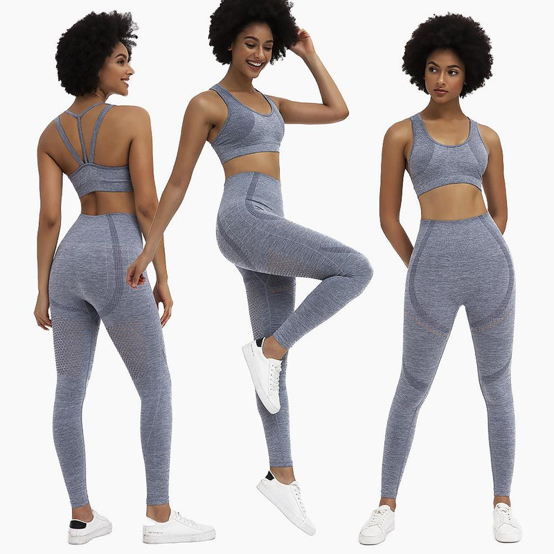Casual Tank Top High Waist Bodycon Skinny Pant Sets