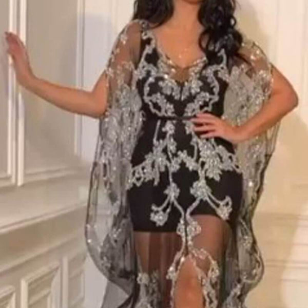 See Through Cover Up Dress