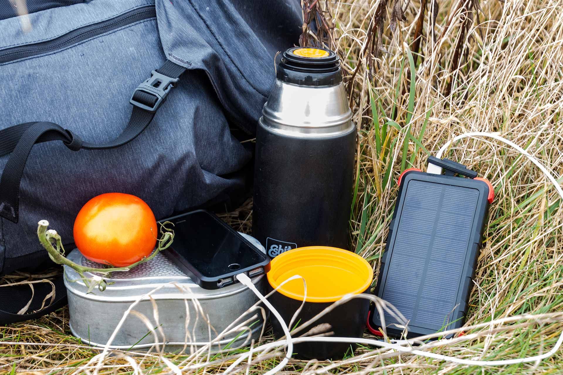 OUTXE Savage Power Bank Review on thebackpacker.de