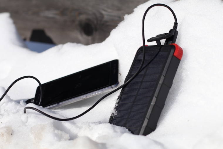 OUTXE Savage Solar Charger 10000mAh--Airfreshing Review