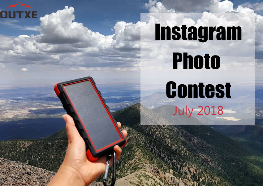 Winner of OUTXE's July Monthly Instagram Photo Contest