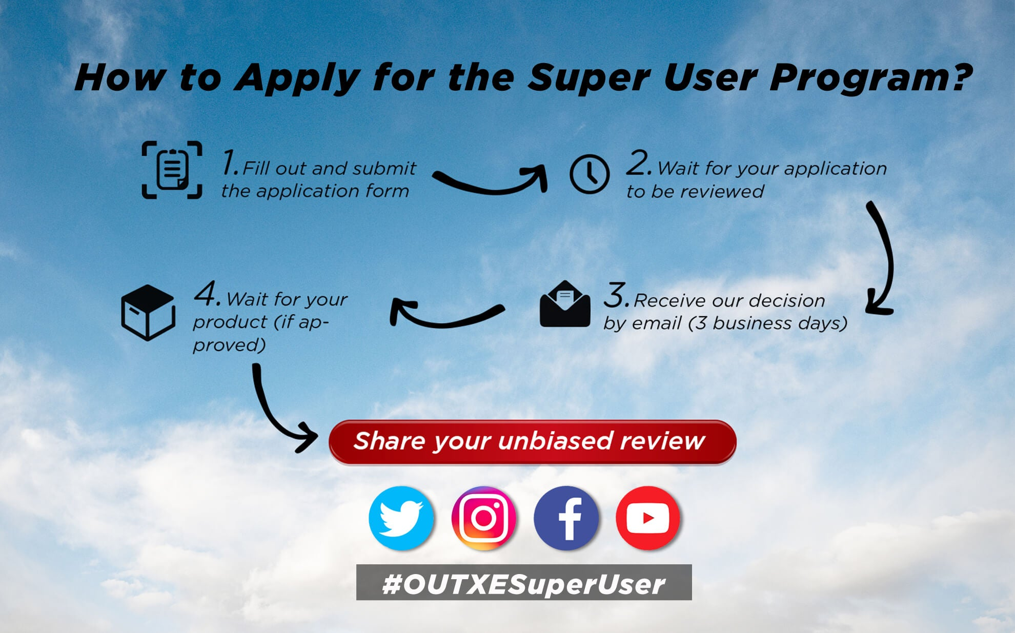outxe super user program #outxesuperuser