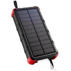 outxe savage 20000mah solar charger manual