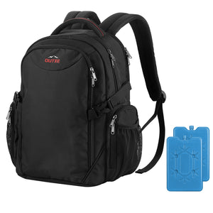 OUTXE  Insulated Cooler Backpack 22L Picnic Backpack for 15' Laptops