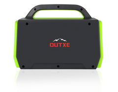 OUTXE Portable Power Station Camping Generator Lithium Power Supply for Road Trip Camping Travel Emergency