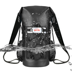 [100% Waterproof ] OUTXE TPU Dry Bag Backpack 20L